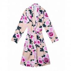 coveteur x fleur du mal long sleeve robe