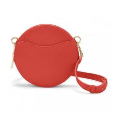 cuyana mini circle belt bag