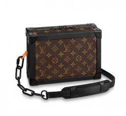 Mini Soft Trunk by Louis Vuitton