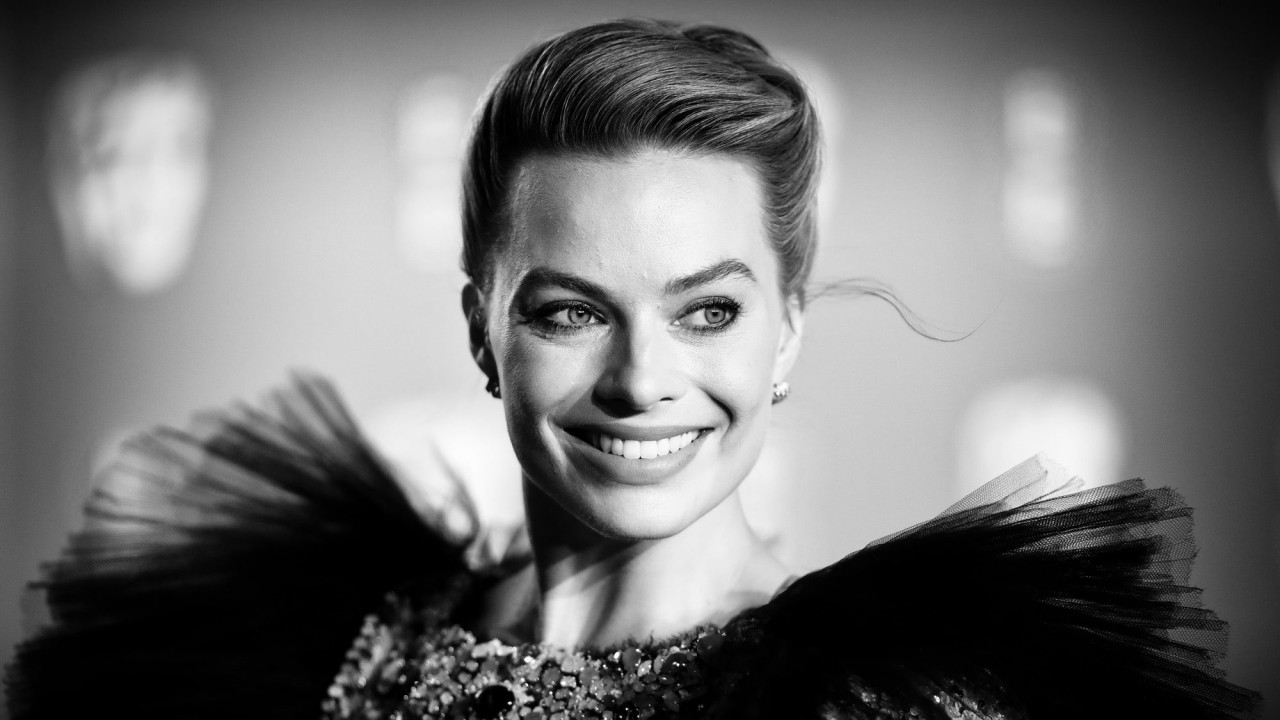 margot robbie bafta awards 2019
