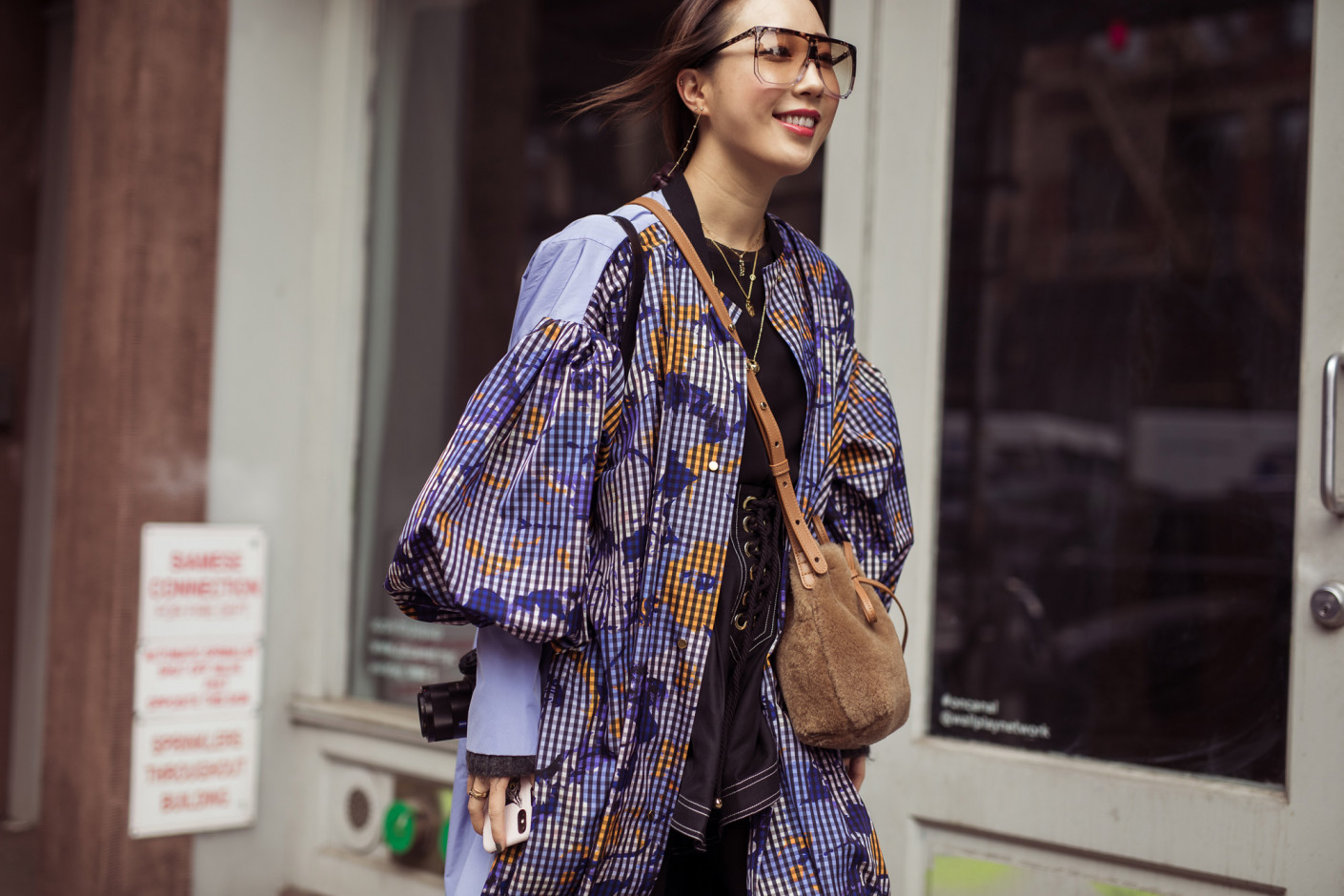 7fd08c95 The Best Street Style from New York Fashion Week Fall 2019 - Coveteur