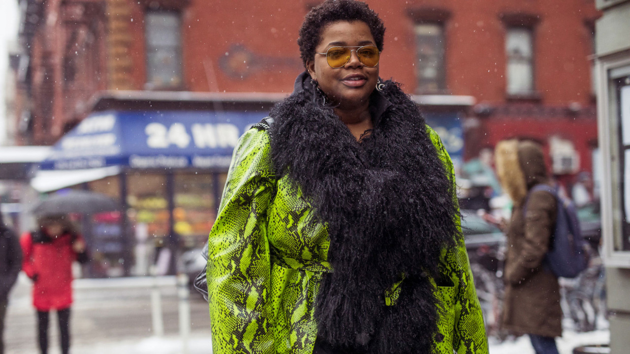 Our Favorite Street-Style Looks from New York Fashion Week