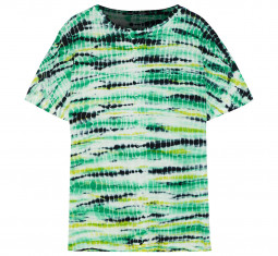 Tie-Dyed Cotton-Jersey T-Shirt by Proenza Schouler