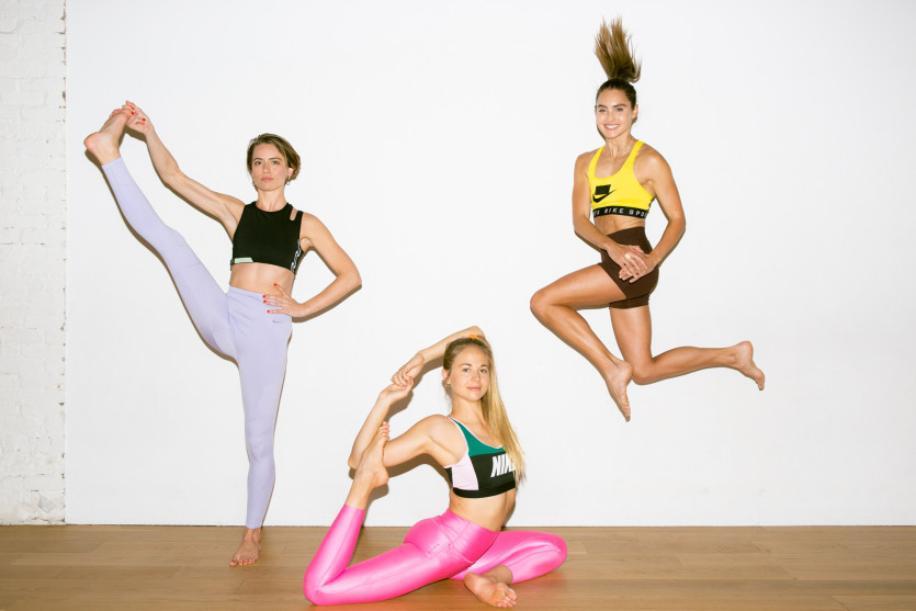 Pyro Tings S 30 Day At Home Workout Challenge Coveteur