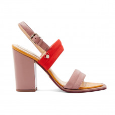 ted baker bridda block heel leather sandals