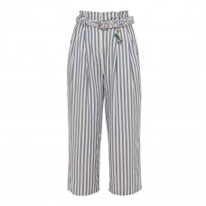 ted baker delyn striped wide leg pants
