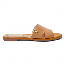 ted baker mairin leather sliders