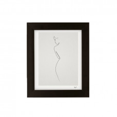 urban outfitters quibe one line nude art print