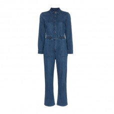 3x1 mila denim jumpsuit