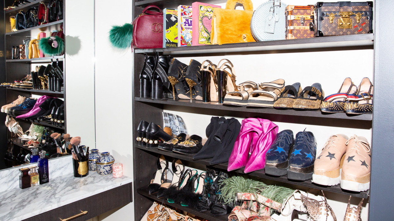 The Closet That Proves Sustainability Is Also Luxurious