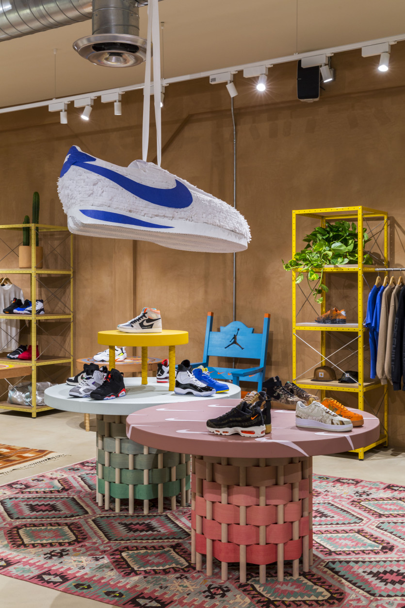 sneakersnstuff new los angeles store