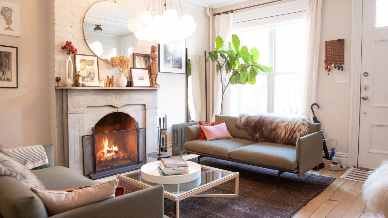 Leave It To an Interior Design Couple to Create the Scandinavian-Inspired Home of Our Dreams