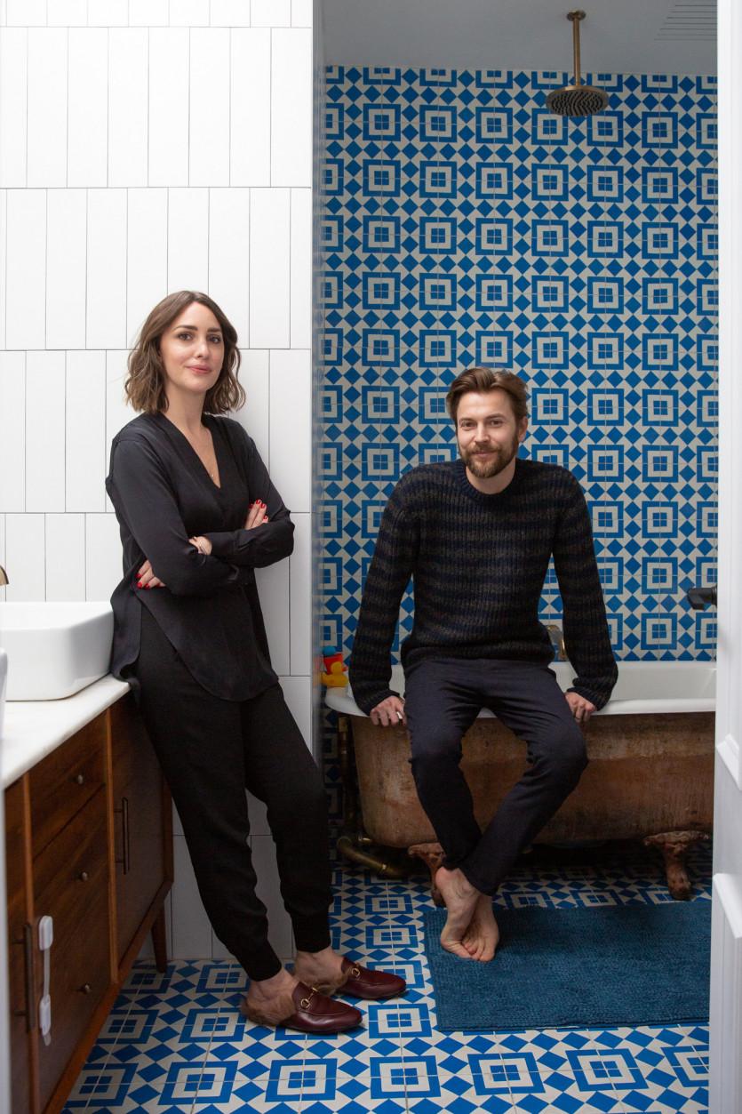 inside stewart-schafer founders home