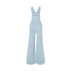 anna mason bay cotton corduroy overalls shop