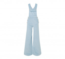 Cotton Corduroy Overalls by Anna Mason
