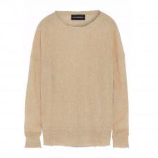 by malene birger slub knit sweater
