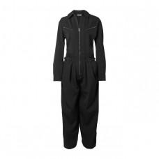 givenchy grain de poudre wool jumpsuit