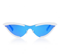 Scandal Cat Eye Sunglasses by Le Specs x Adam Selman