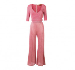 Shimmer Knit Jumpsuit by Missoni