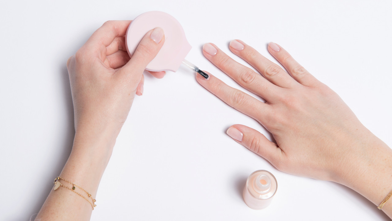 Finally, a New Beauty Tool Is Making At-Home Manicures Easy