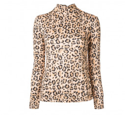 Leopard Print Jumper by Rokh