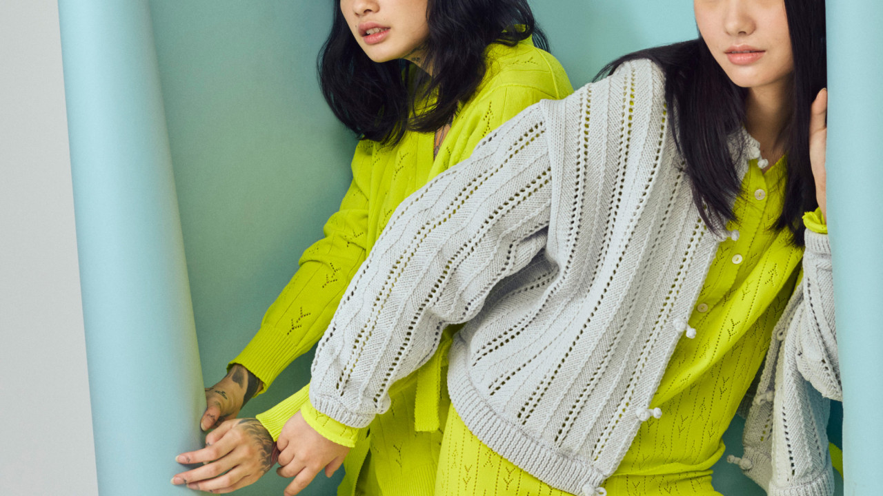 We're Buying Every Piece from This New Knitwear Brand