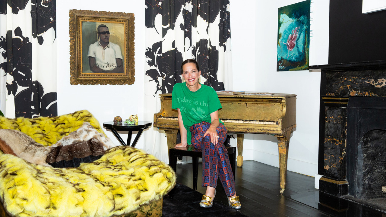 Cynthia Rowley's Closet Is the Dreamiest Archive of Her Brand