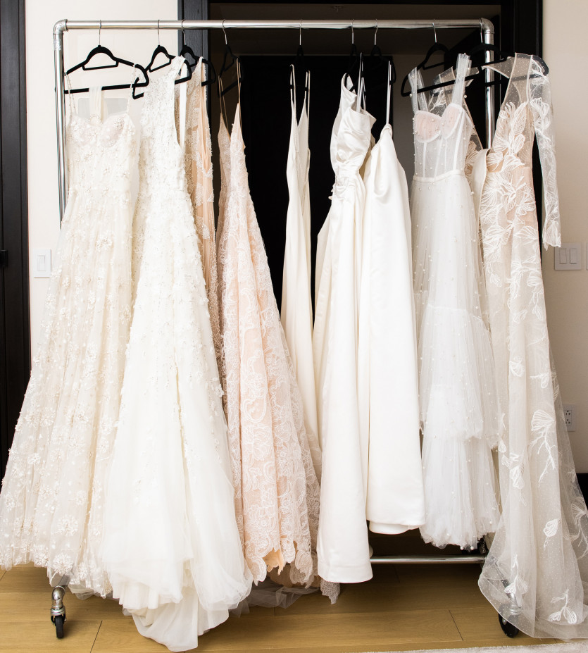 bridal designer dana harel