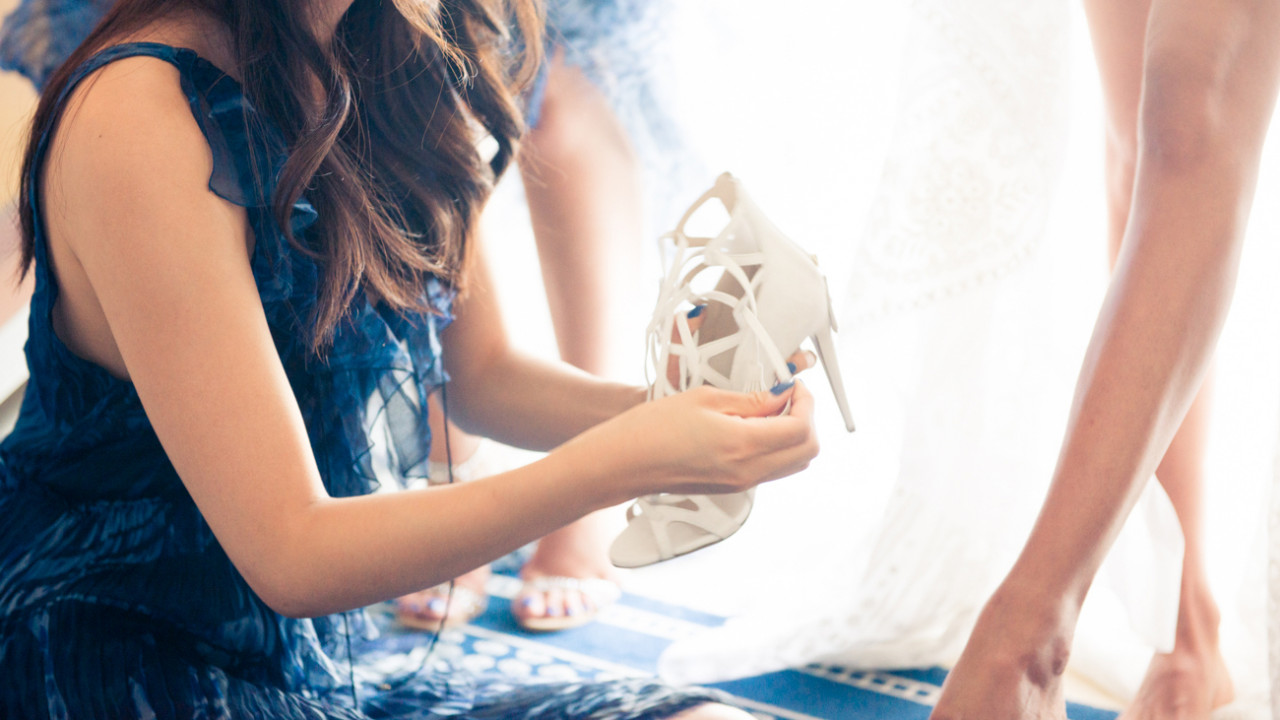 11 Things a Maid of Honor Should Have on Hand for the Wedding