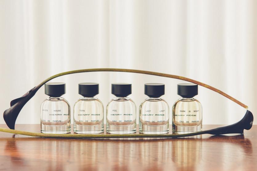 michelle pfeiffer fragrance brand henry rose