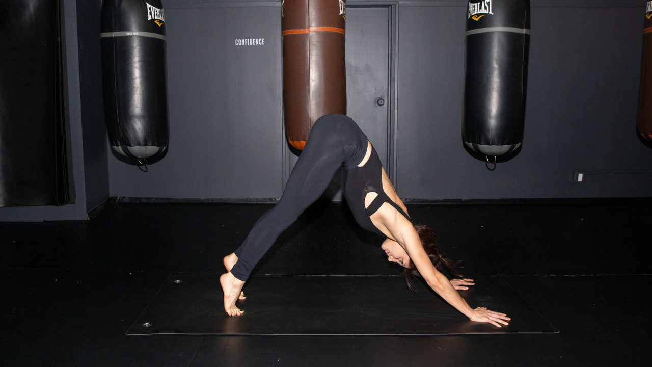 A Boxing & Yoga Routine That Checks All the Workout Boxes