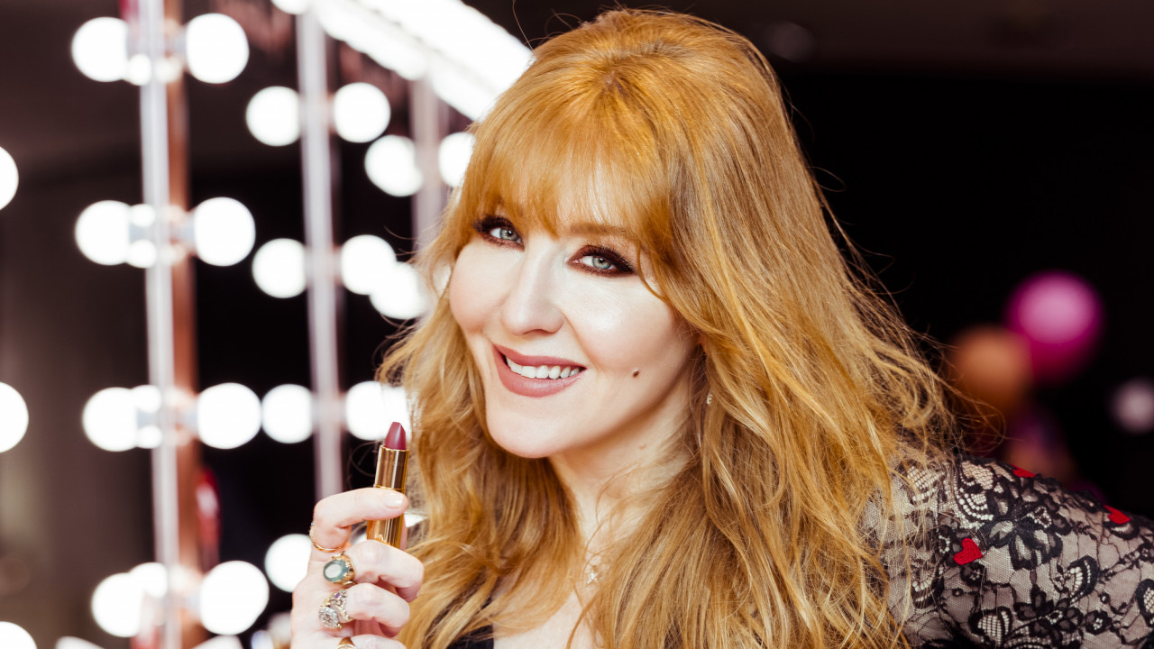 Queen of Glam Charlotte Tilbury Launches New Glowgasm Collection