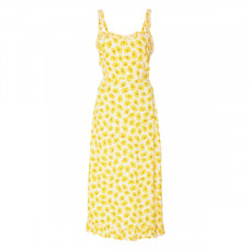 faithfull the brand noemie sleeveless midi dress