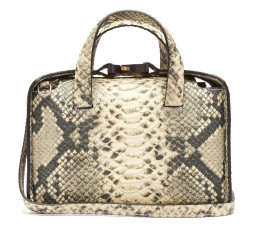 Brie Snakeskin-Effect Cross-Body Bag by 1017 Alyx 9SM