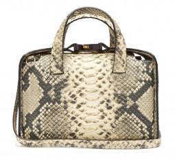 Brie Snakeskin-Effect Cross-Body Bag by 1017 Alyx 9SM