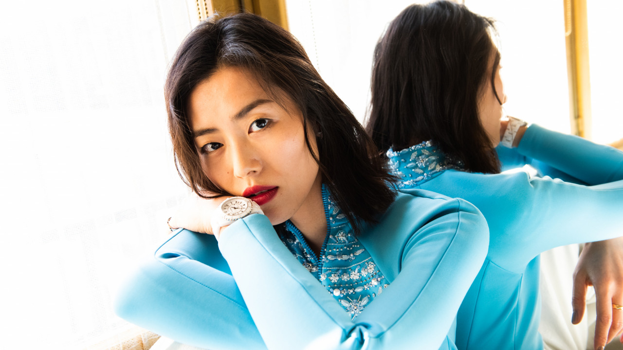 How Liu Wen Preps for an Event