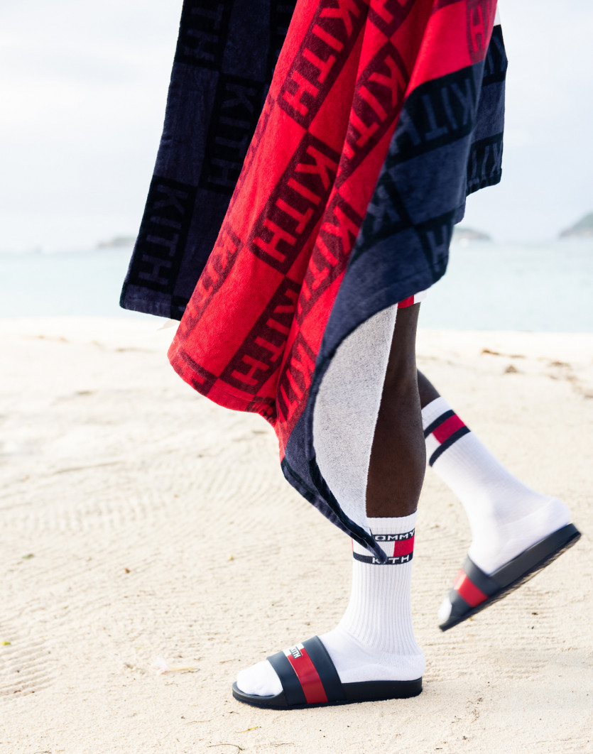 kith x tommy hilfiger newest collaboration