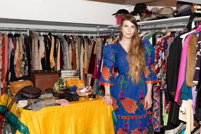 inside laura mclaws helms closet