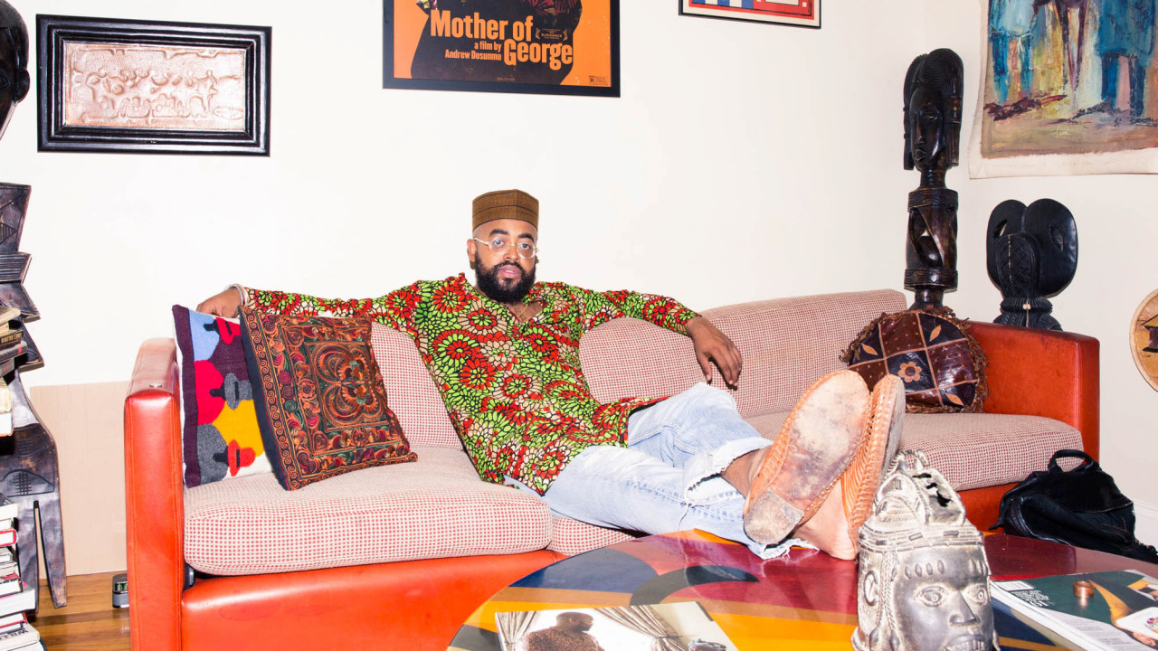 Mobolaji Dawodu's Closet Is a Print-Filled Gold Mine