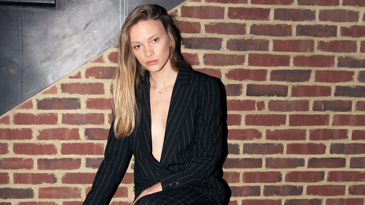 Model Stav Strashko on Her Big Screen Debut & Finding Confidence in the Fashion Industry