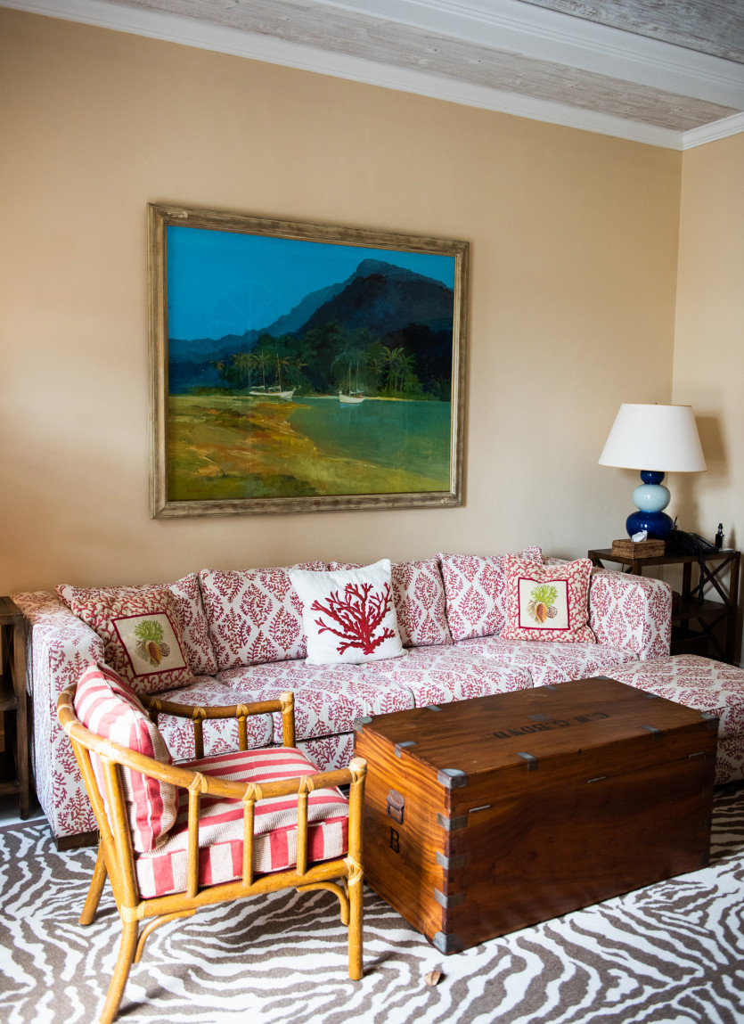 Inside Tommy Hilfiger's Vacation Home on the Island ... on ralph lauren furniture, michael kors furniture, pierre cardin furniture, dior furniture,