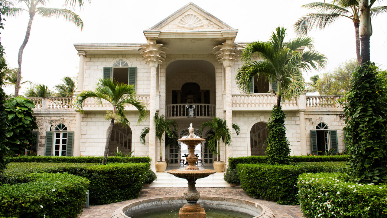 Inside Tommy Hilfiger's Caribbean Vacation Villa