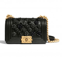 Small Boy Handbag by CHANEL