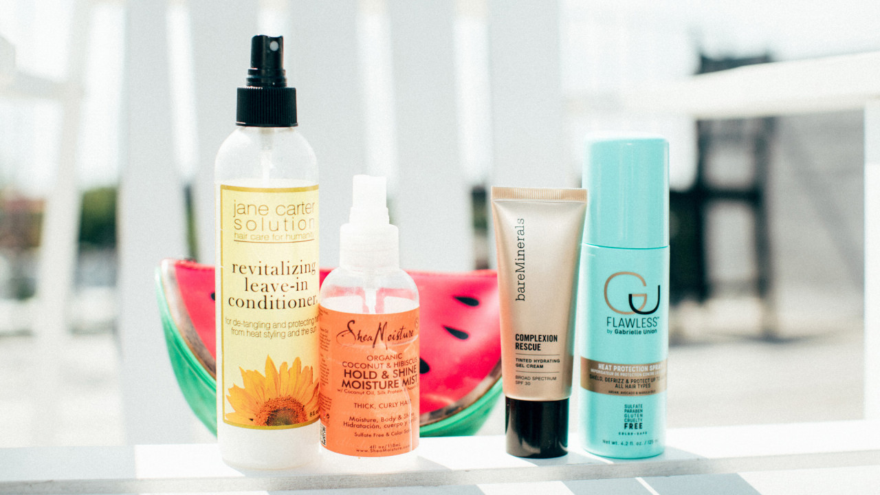 Our 15 Summer Beauty Essentials