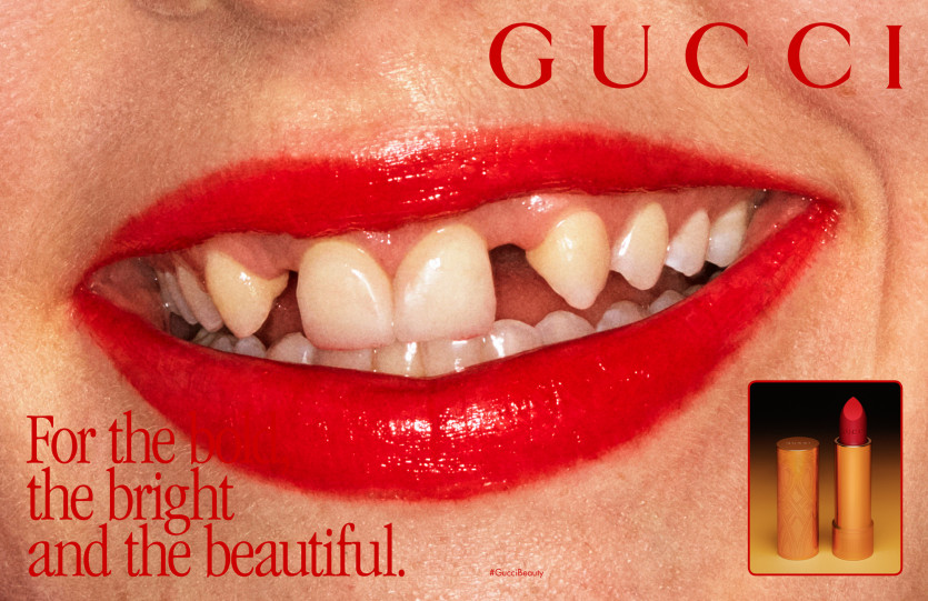 gucci beauty relaunches