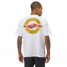 kar l'art l'automobile classic garage short sleeve t-shirt