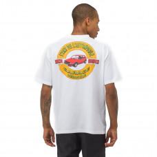 kar l'art l'automobile classic garage short sleeve t-shirt