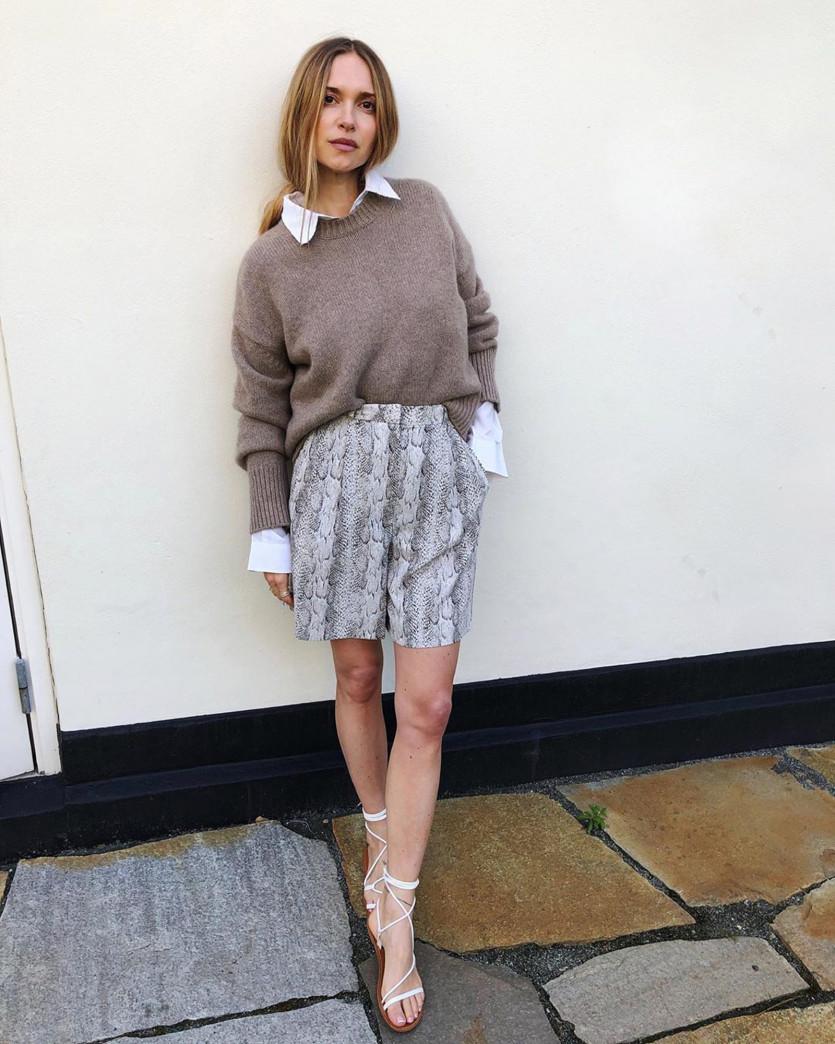 shop long shorts trend