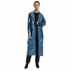 rains limited long faded raincoat