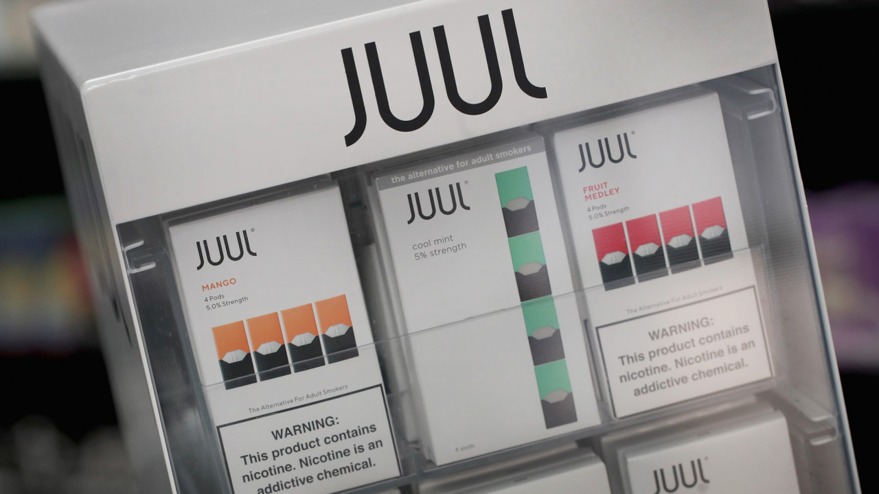 vaping linked to higher risks of health issues